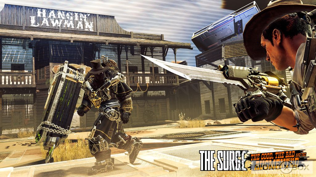 The Surge - Immagine 4 di 31