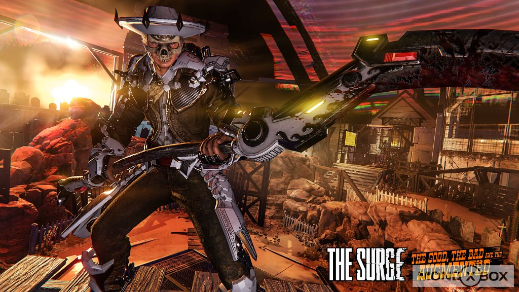 The Surge - Immagine 3 di 31