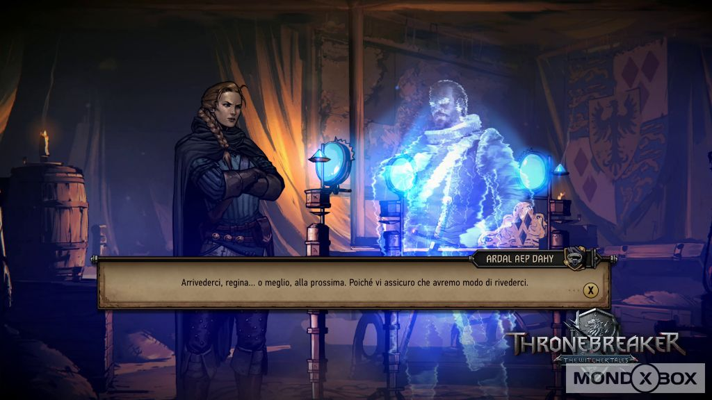 Thronebreaker: The Witcher Tales - Immagine 4 di 6