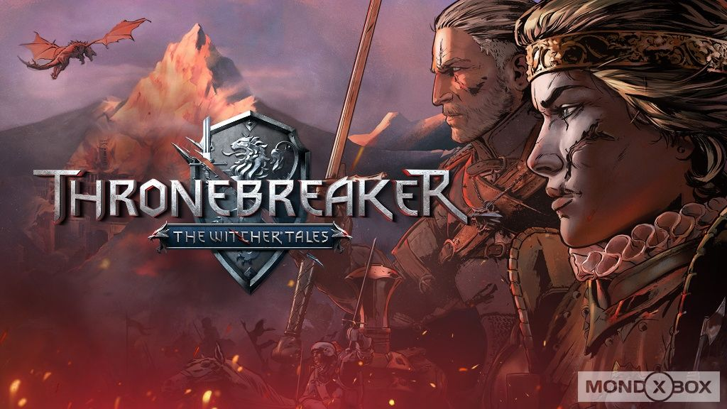 Thronebreaker: The Witcher Tales - Immagine 2 di 6