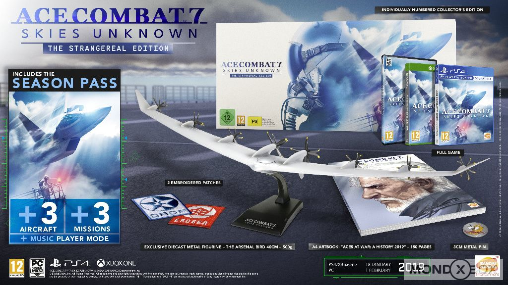 Ace Combat 7: Skies Unknown - Immagine 2 di 85
