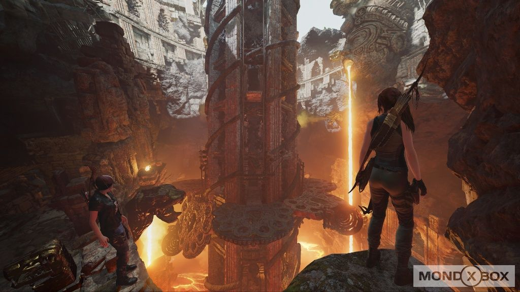 Shadow of the Tomb Raider - Immagine 12 di 62