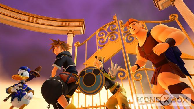 Kingdom Hearts III - Immagine 60 di 154