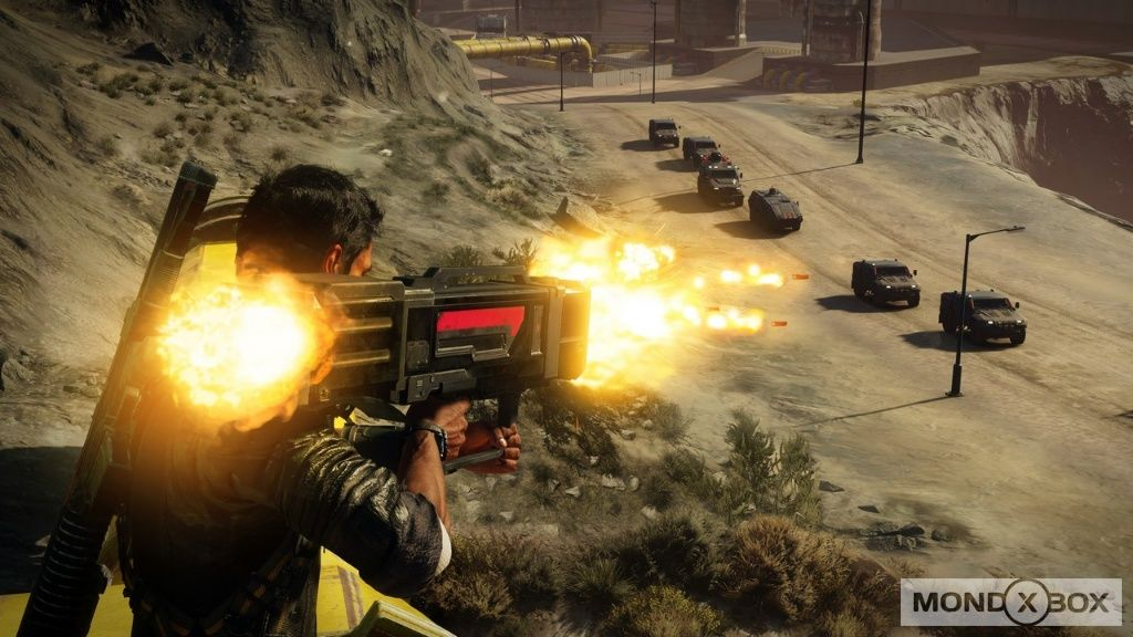 Just Cause 4 - Immagine 13 di 35