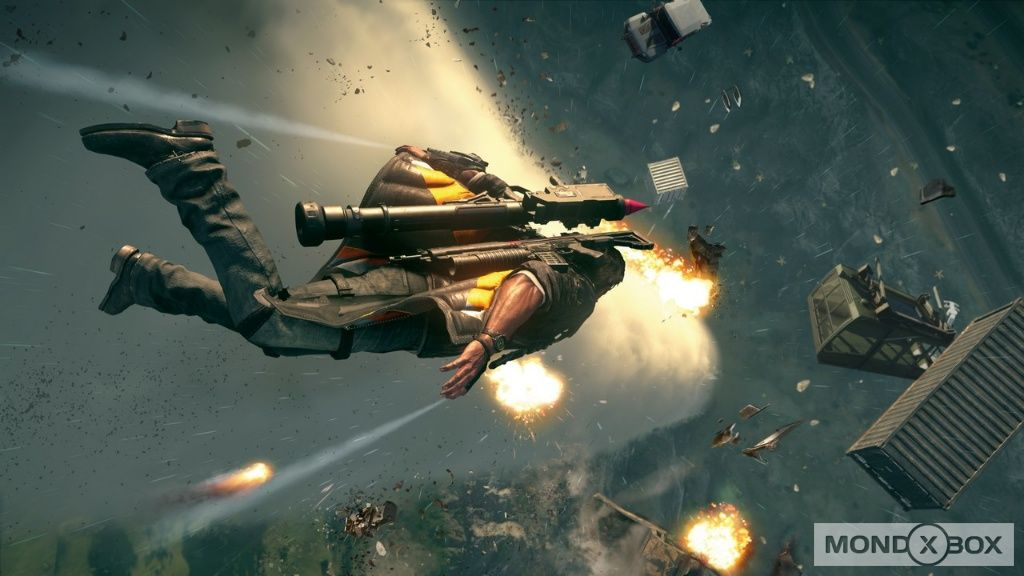 Just Cause 4 - Immagine 12 di 35