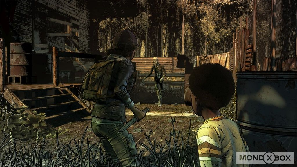 The Walking Dead: The Final Season - Immagine 7 di 19