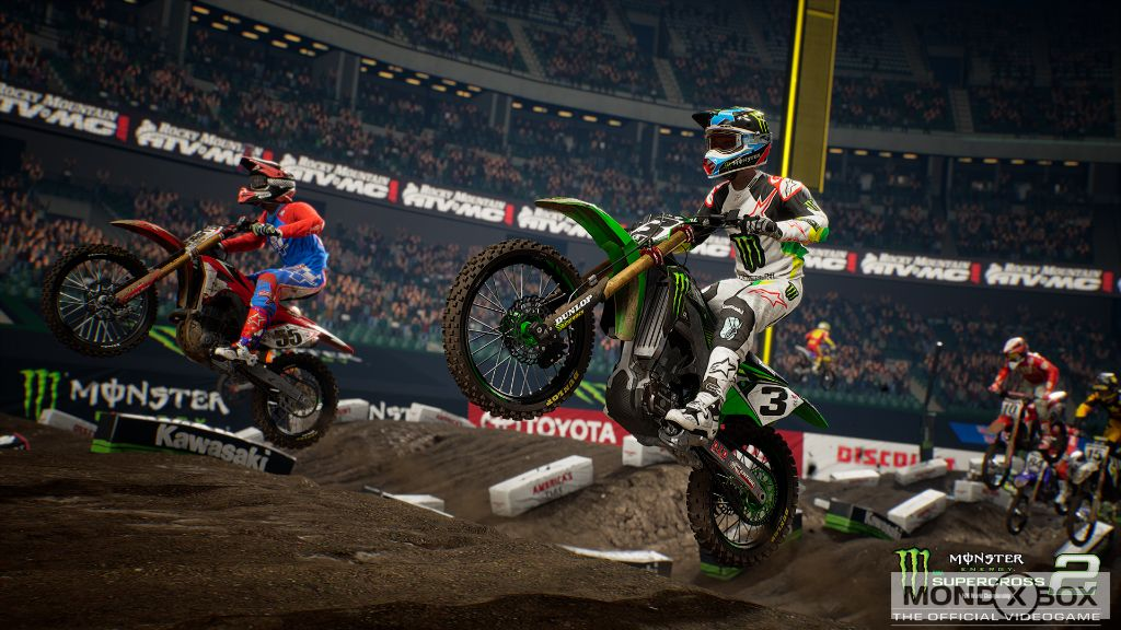 Monster Energy Supercross - The Official Videogame 2 - Immagine 8 di 23