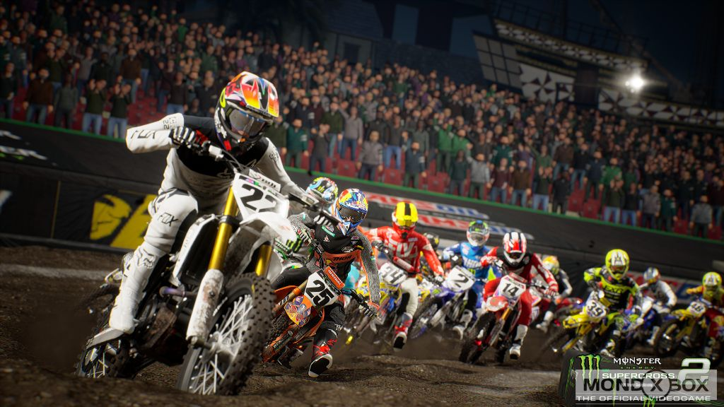 Monster Energy Supercross - The Official Videogame 2 - Immagine 5 di 23