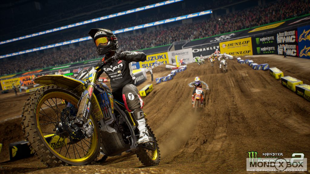 Monster Energy Supercross - The Official Videogame 2 - Immagine 3 di 23