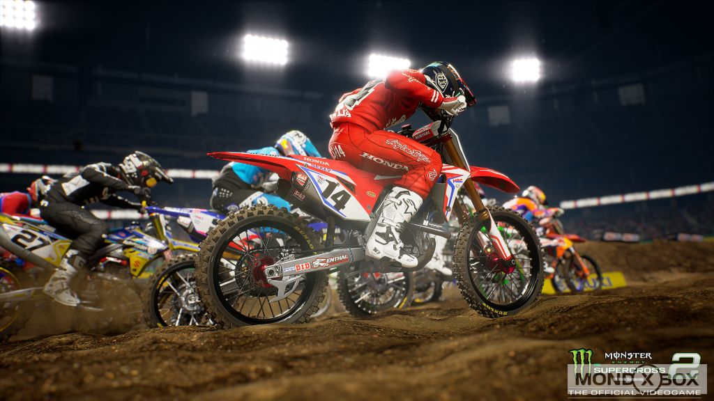 Monster Energy Supercross - The Official Videogame 2 - Immagine 1 di 23