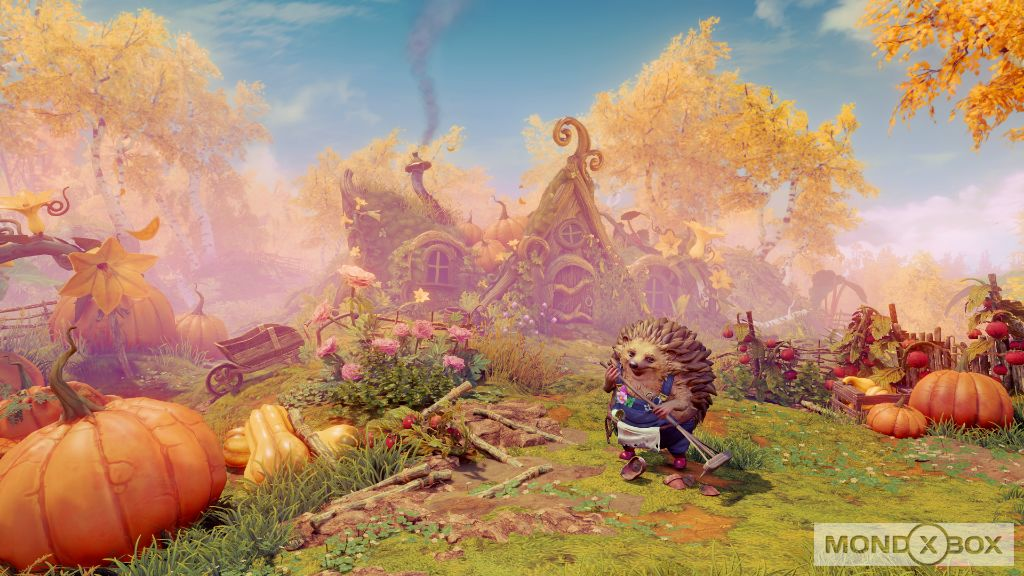 Trine 4: The Nightmare Prince - Immagine 8 di 16