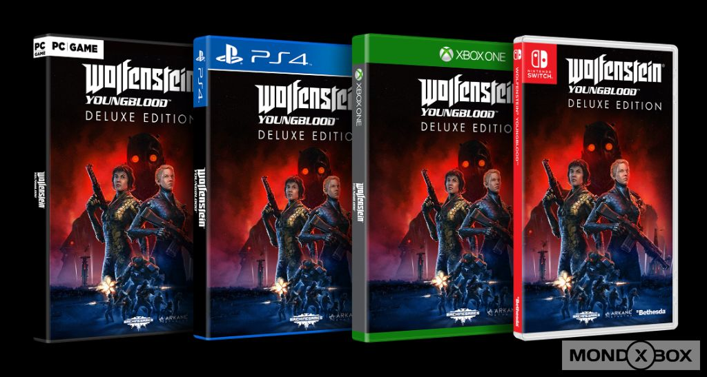 Wolfenstein: Youngblood - Immagine 6 di 16