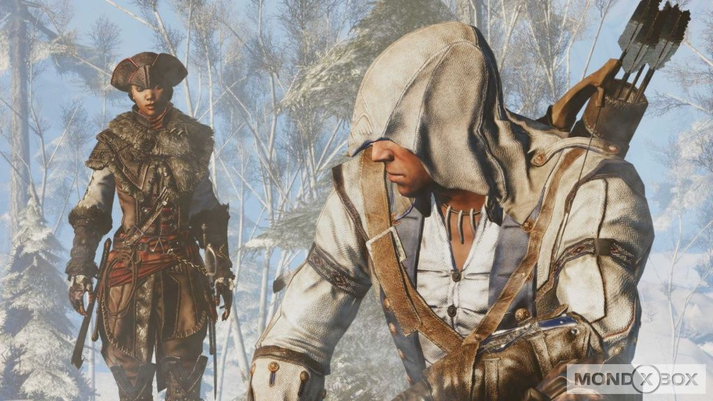 Assassin's Creed III Remastered - Immagine 5 di 8