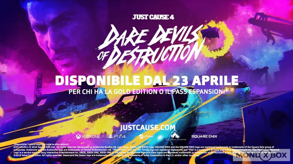 Just Cause 4 - Immagine 7 di 35