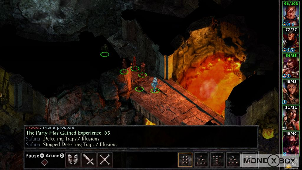 Baldur's Gate: Enhanced Edition - Immagine 4 di 22