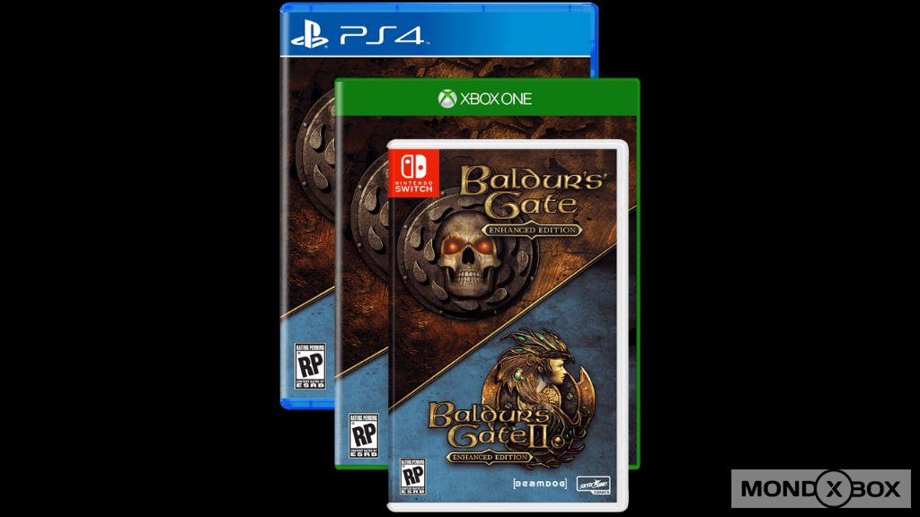 Baldur's Gate: Enhanced Edition Pack - Immagine 3 di 22