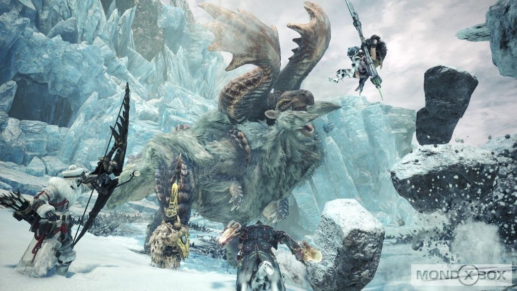 Monster Hunter: World - Immagine 38 di 149