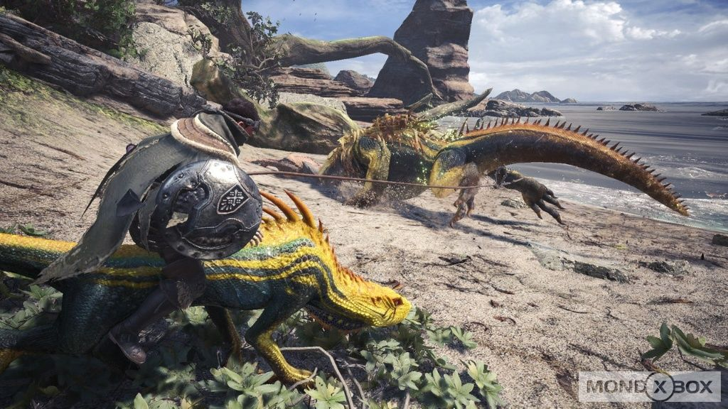 Monster Hunter: World - Immagine 33 di 149