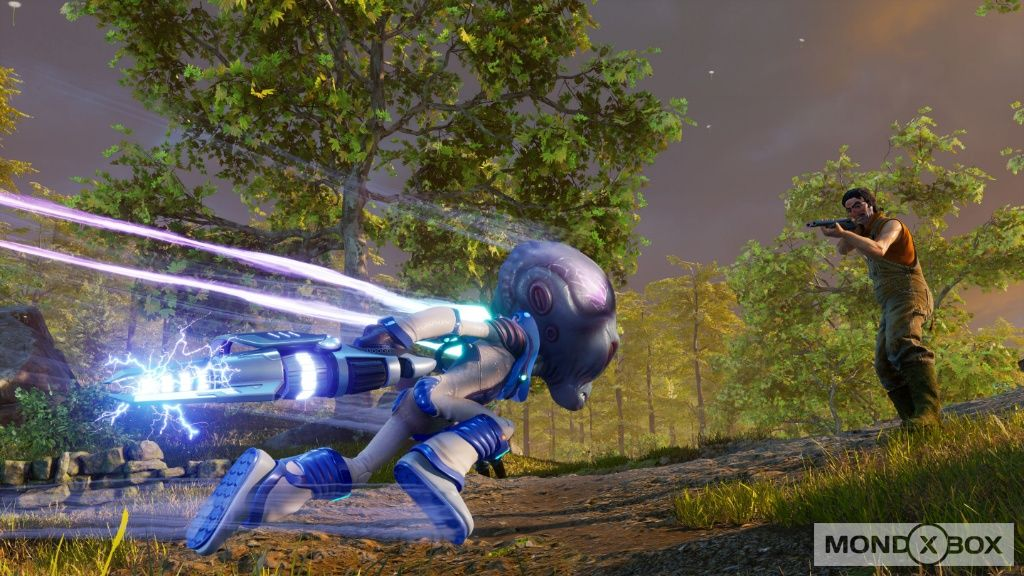 Destroy All Humans! - Immagine 3 di 11