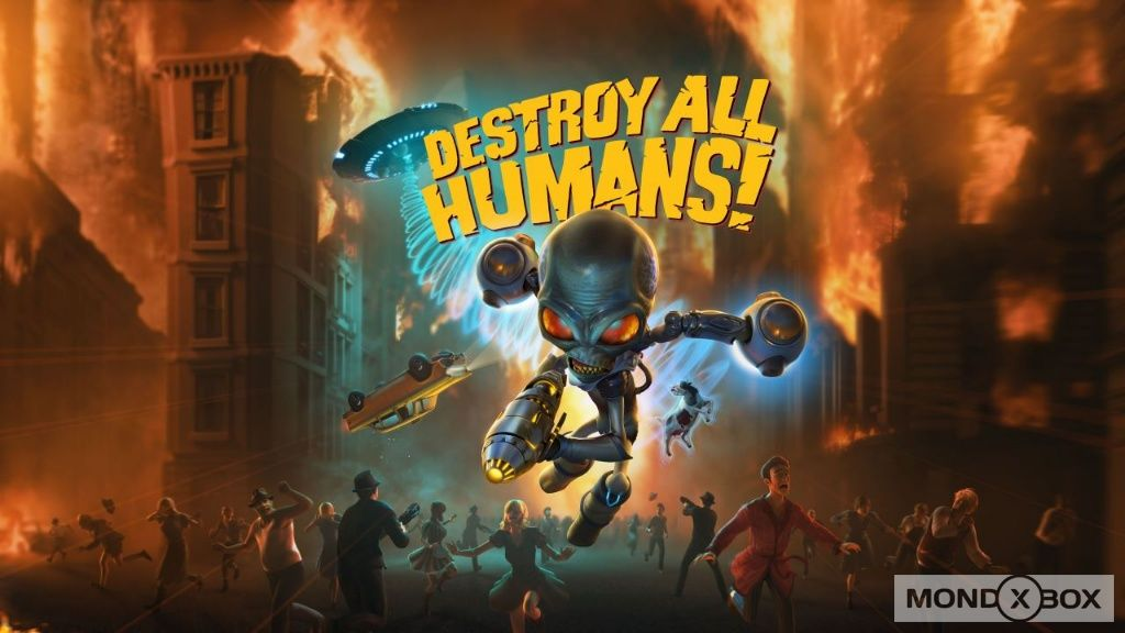 Destroy All Humans! - Immagine 1 di 11