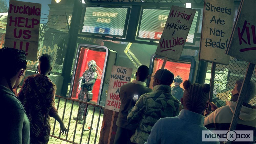 Watch Dogs Legion - Immagine 3 di 17