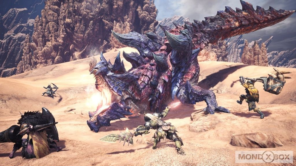 Monster Hunter: World - Immagine 1 di 149