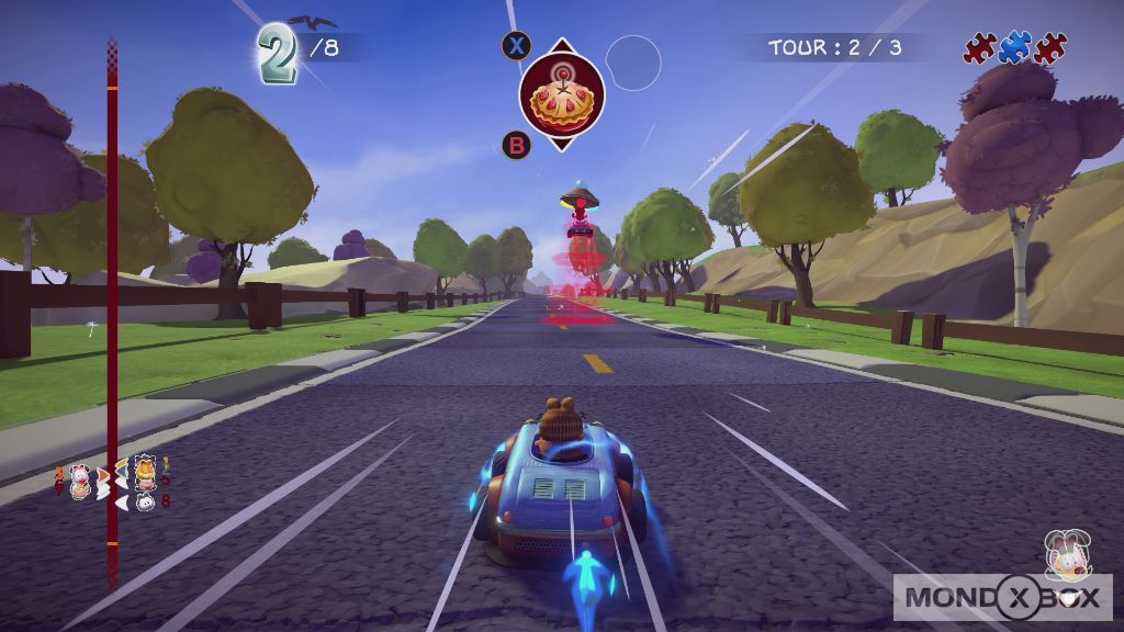 Garfield Kart: Furious Racing - Immagine 1 di 11