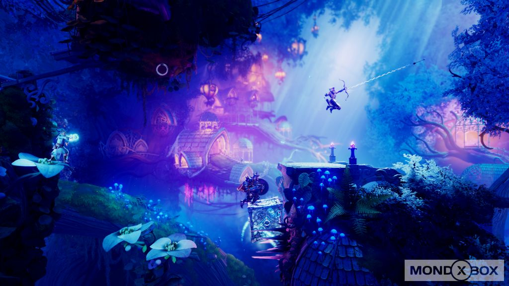 Trine 4: The Nightmare Prince - Immagine 5 di 16