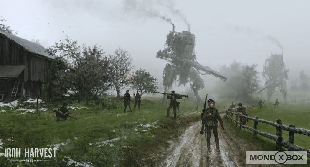 Iron Harvest - Immagine 9 di 33