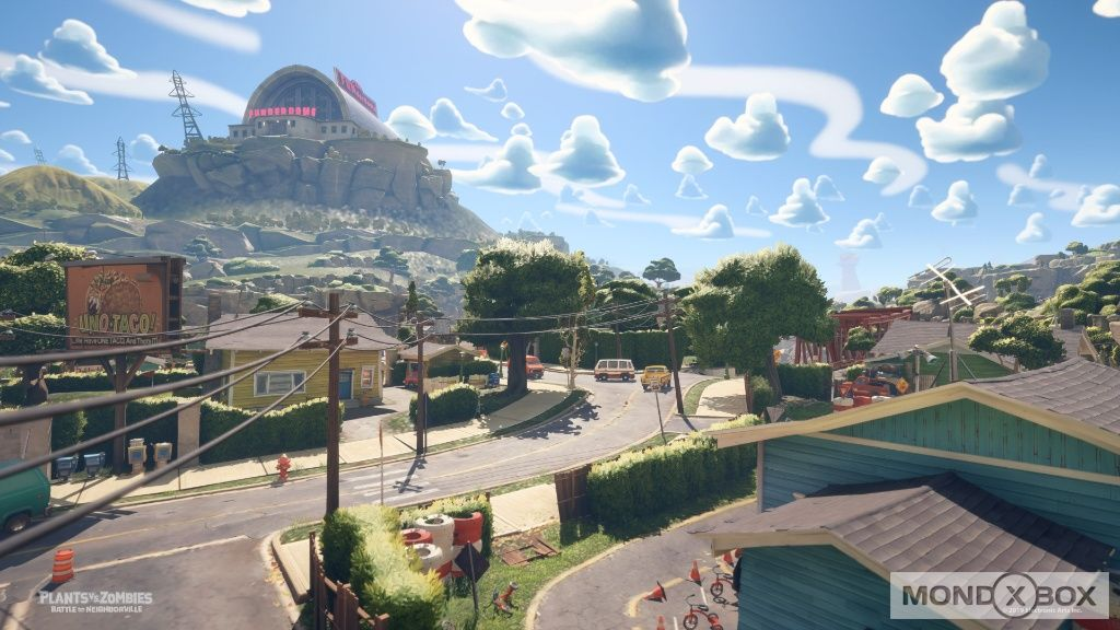 Plants vs Zombies: La Battaglia di Neighborville - Immagine 2 di 11
