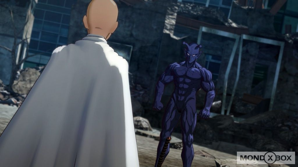 One Punch Man: A Hero Nobody Knows - Immagine 39 di 67