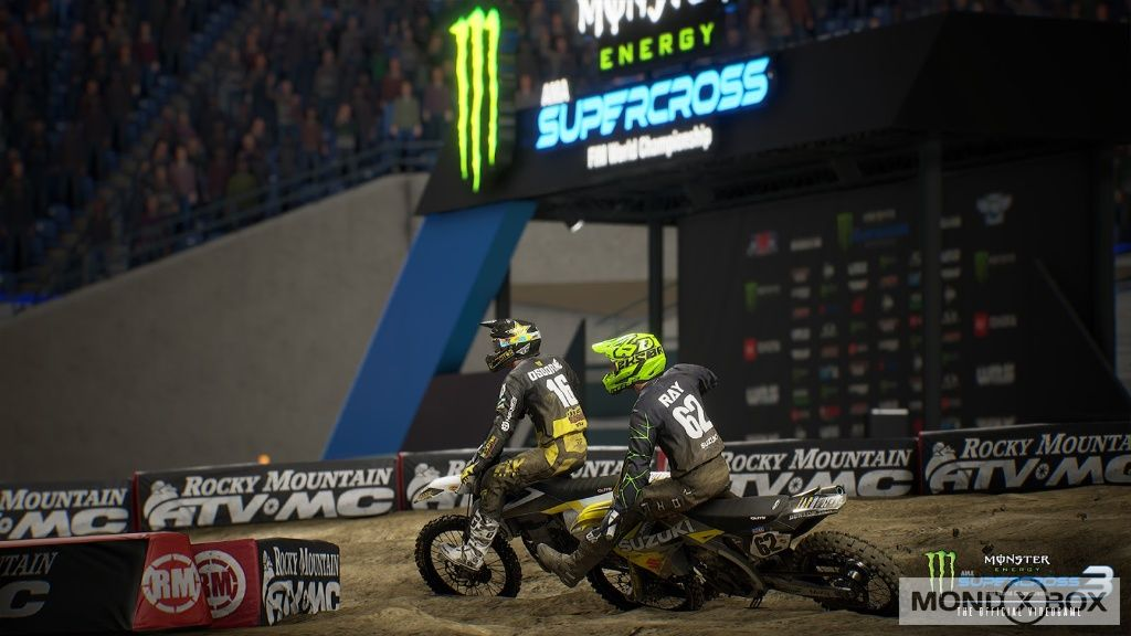 Monster Energy Supercross - The Official Videogame 3 - Immagine 8 di 17