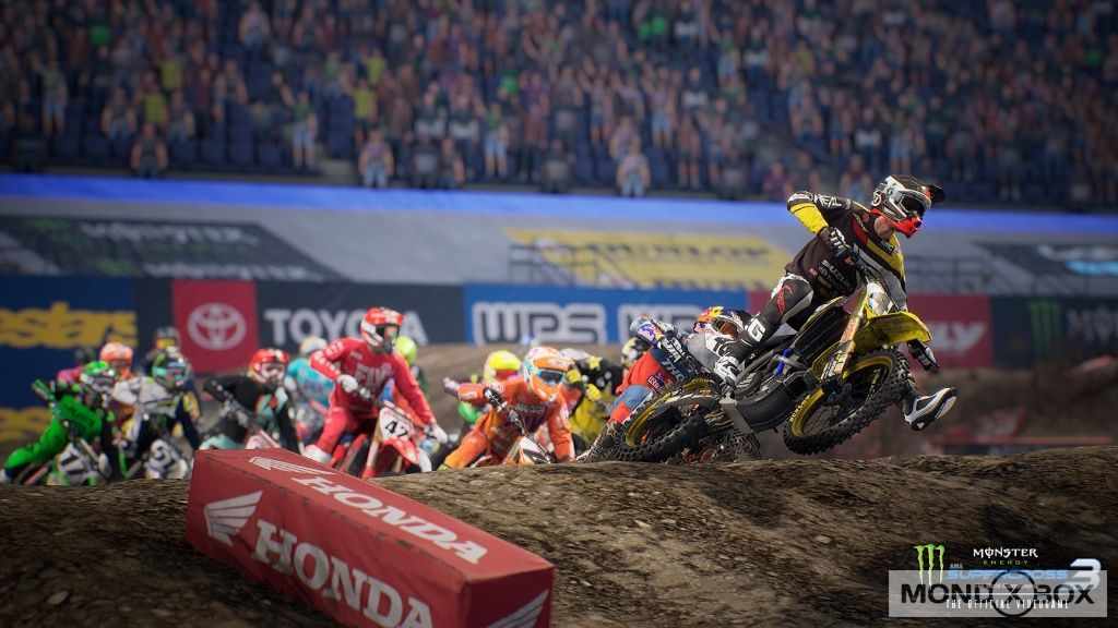 Monster Energy Supercross - The Official Videogame 3 - Immagine 7 di 17