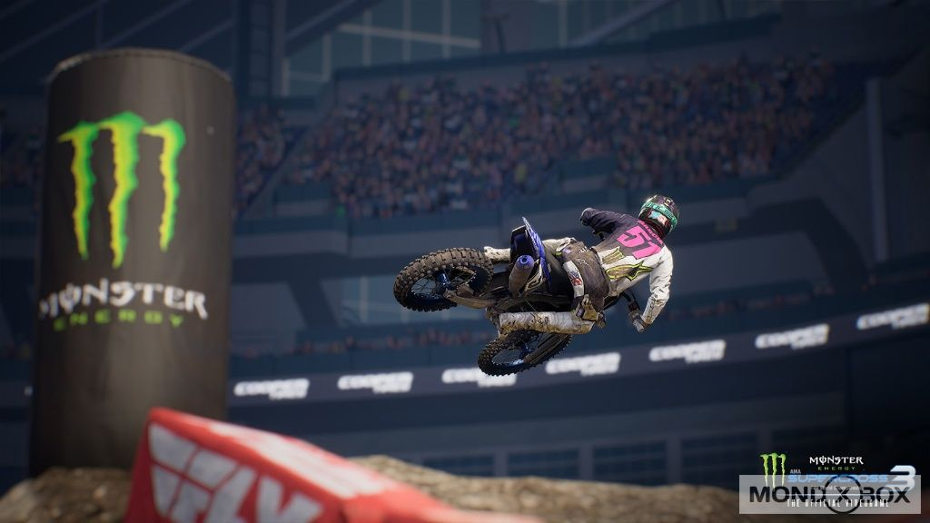 Monster Energy Supercross - The Official Videogame 3 - Immagine 5 di 17