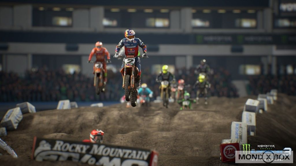 Monster Energy Supercross - The Official Videogame 3 - Immagine 4 di 17