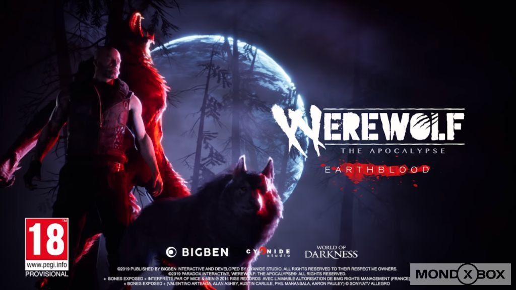 Werewolf: The Apocalypse - Earthblood - Immagine 1 di 2