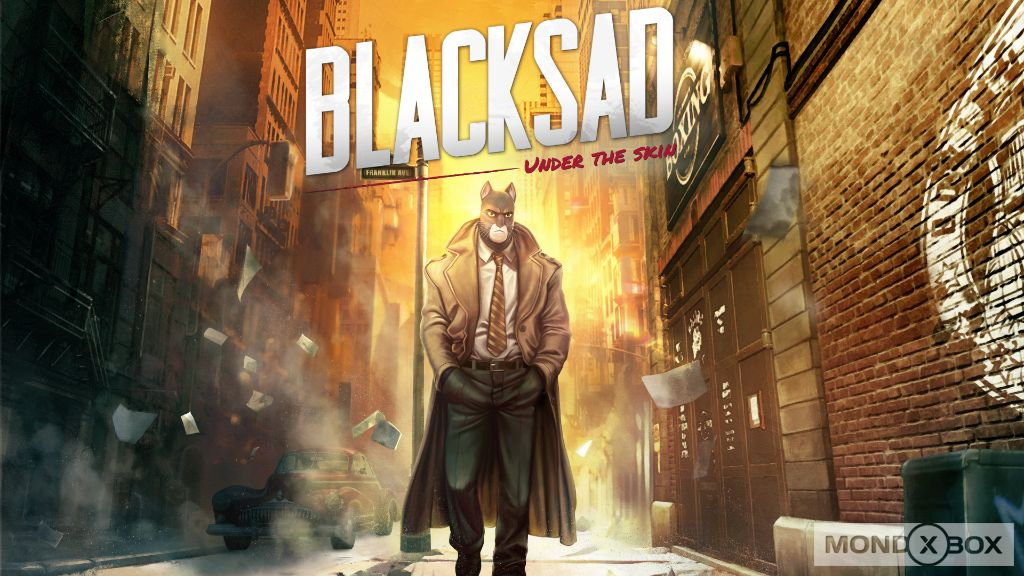 Blacksad: Under the Skin - Immagine 1 di 9