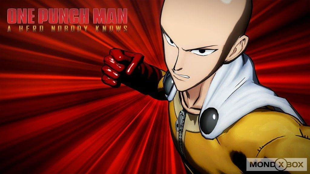One Punch Man: A Hero Nobody Knows - Immagine 1 di 67