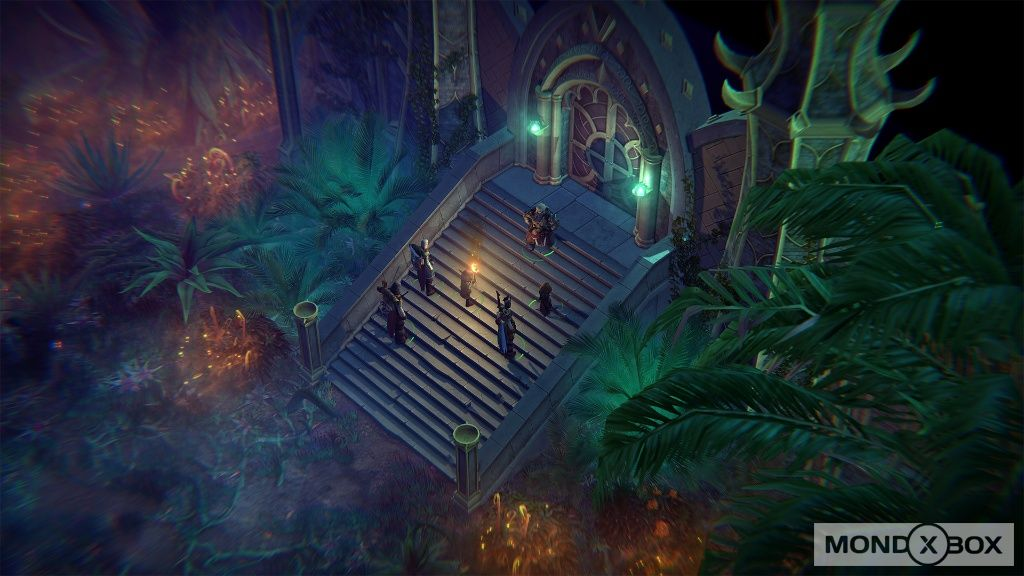 Pathfinder: Kingmaker Definitive Edition - Immagine 9 di 11