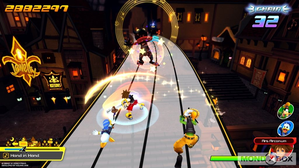 Kingdom Hearts: Melody of Memory - Immagine 16 di 26