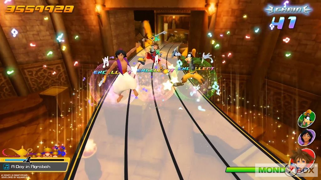 Kingdom Hearts: Melody of Memory - Immagine 12 di 26