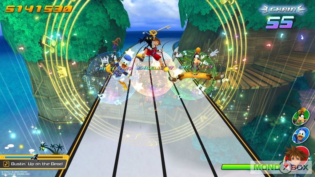 Kingdom Hearts: Melody of Memory - Immagine 2 di 25