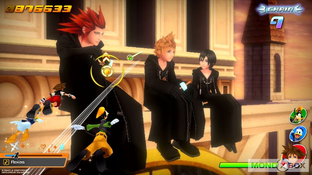 Kingdom Hearts: Melody of Memory - Immagine 2 di 26