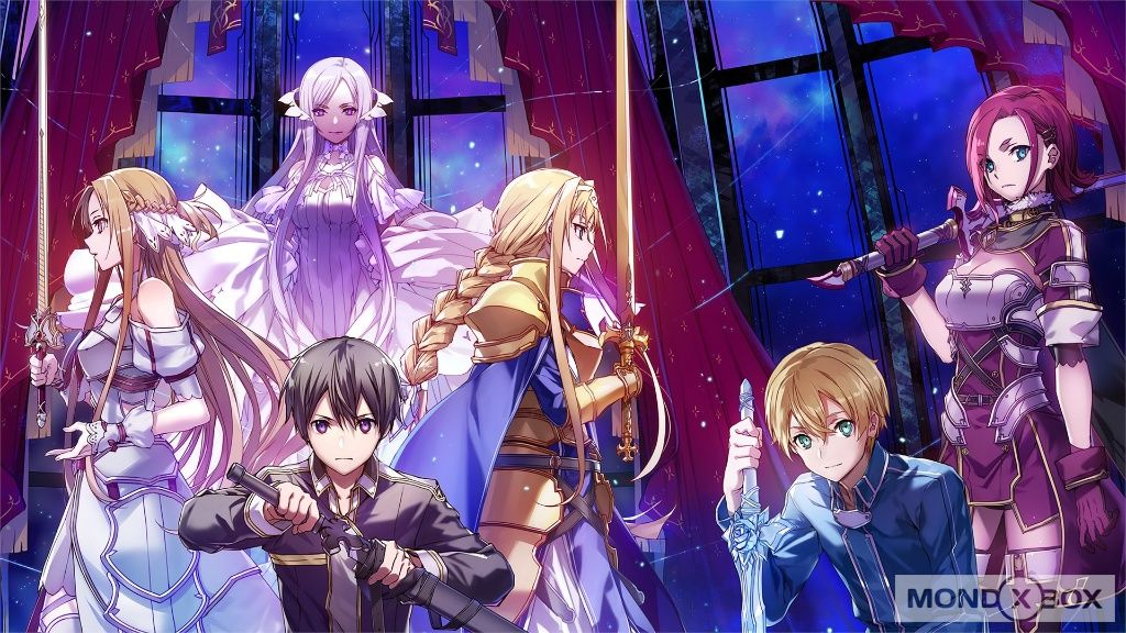 Sword Art Online: Alicization Lycoris - Immagine 2 di 100