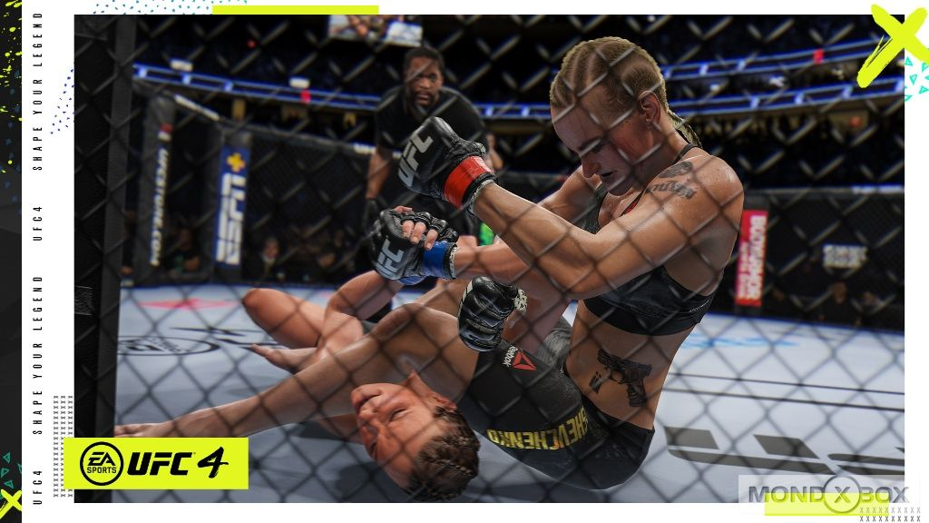 EA Sports UFC 4 - Immagine 5 di 15