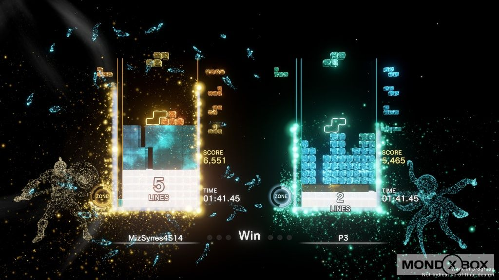 Tetris Effect: Connected - Immagine 5 di 6