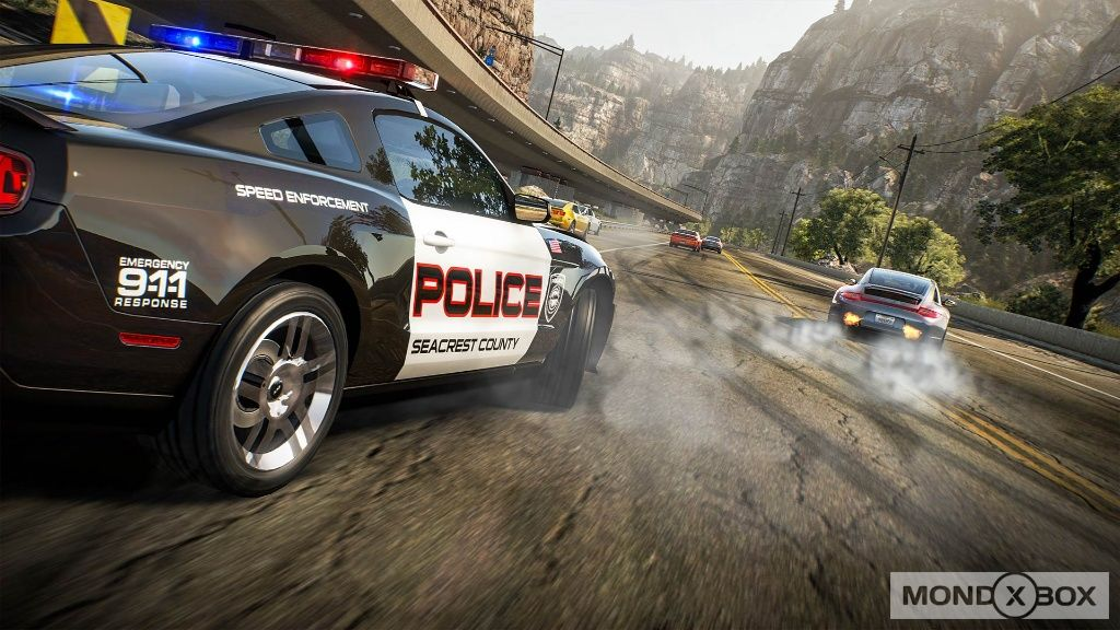 Need for Speed: Hot Pursuit Remastered - Immagine 9 di 9