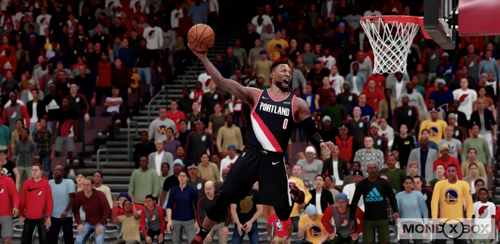 NBA 2K21 Next Generation - Immagine 9 di 23