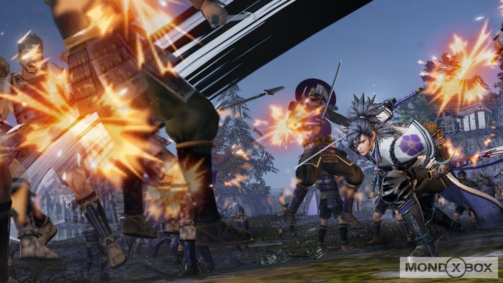 Samurai Warriors 5 - Immagine 1 di 6
