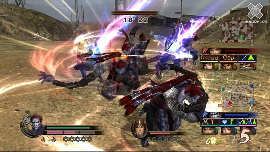 Samurai Warriors 2 - Immagine 8 di 15